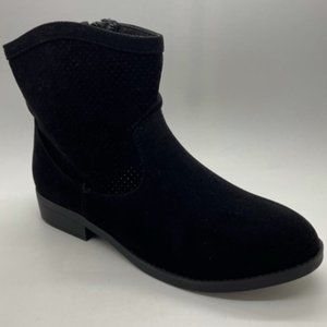 Girls Shoes Grosby Jaylee Black Ankle boot NEW